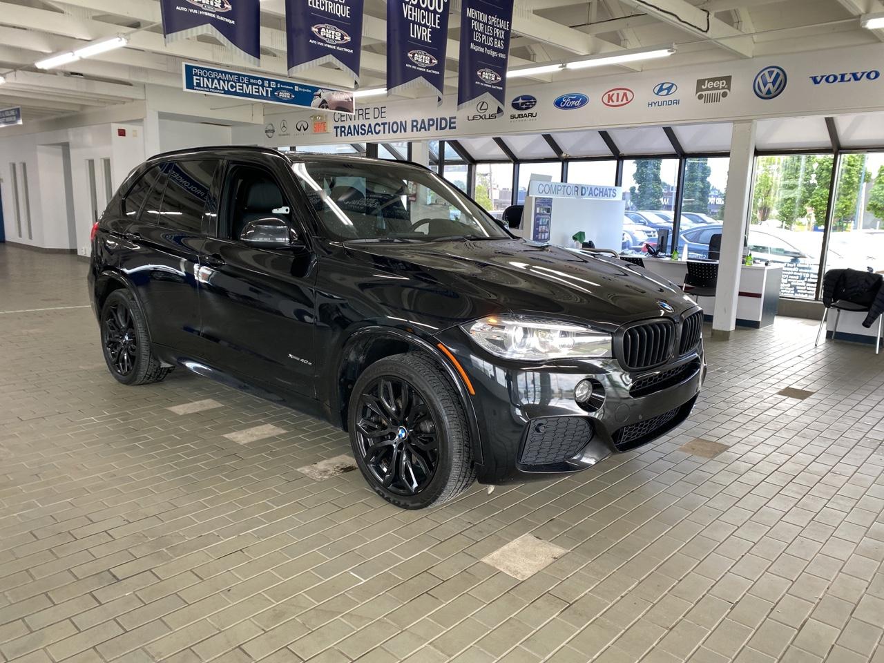 BMW X5 HYBRID PLUG-IN