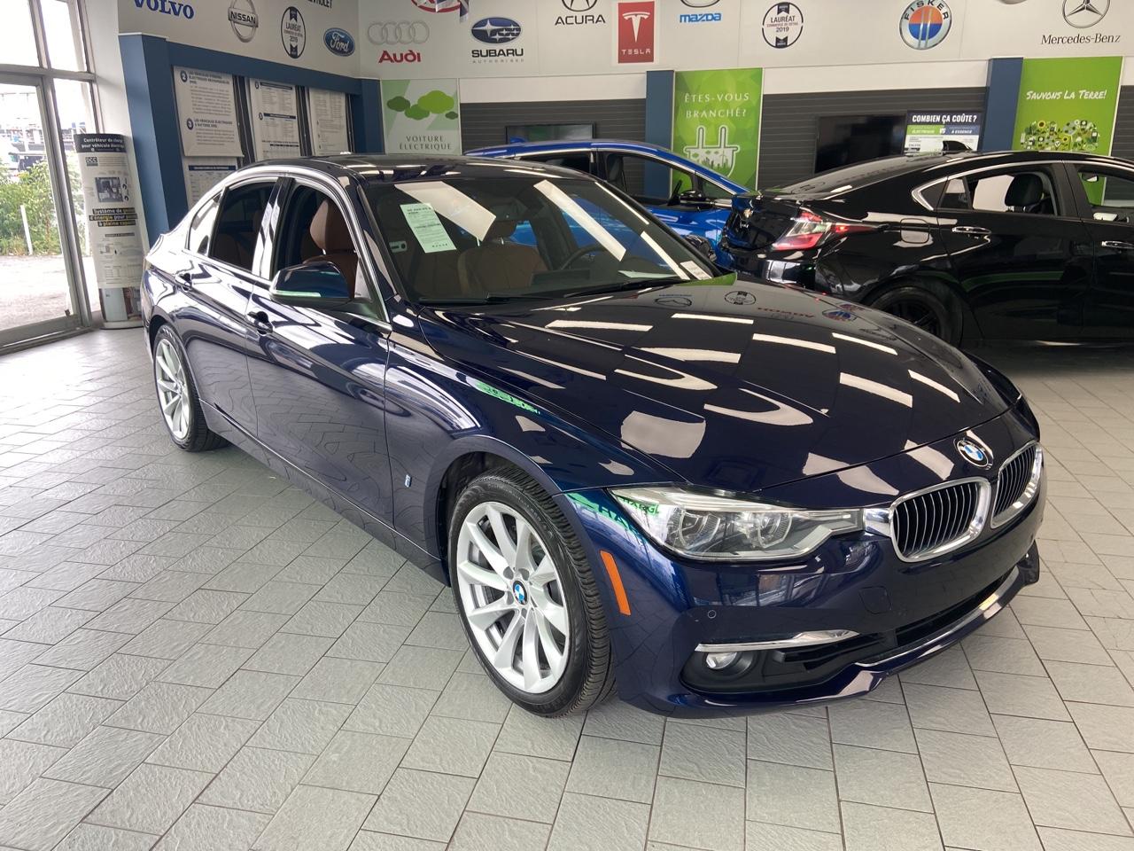 BMW 330E PLUG-IN